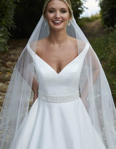 Romantica Luana Wedding Dress