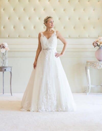 Victoria Kay a-line wedding dress