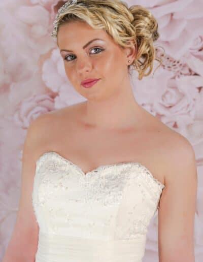 Victoria Kay sweetheart wedding dress