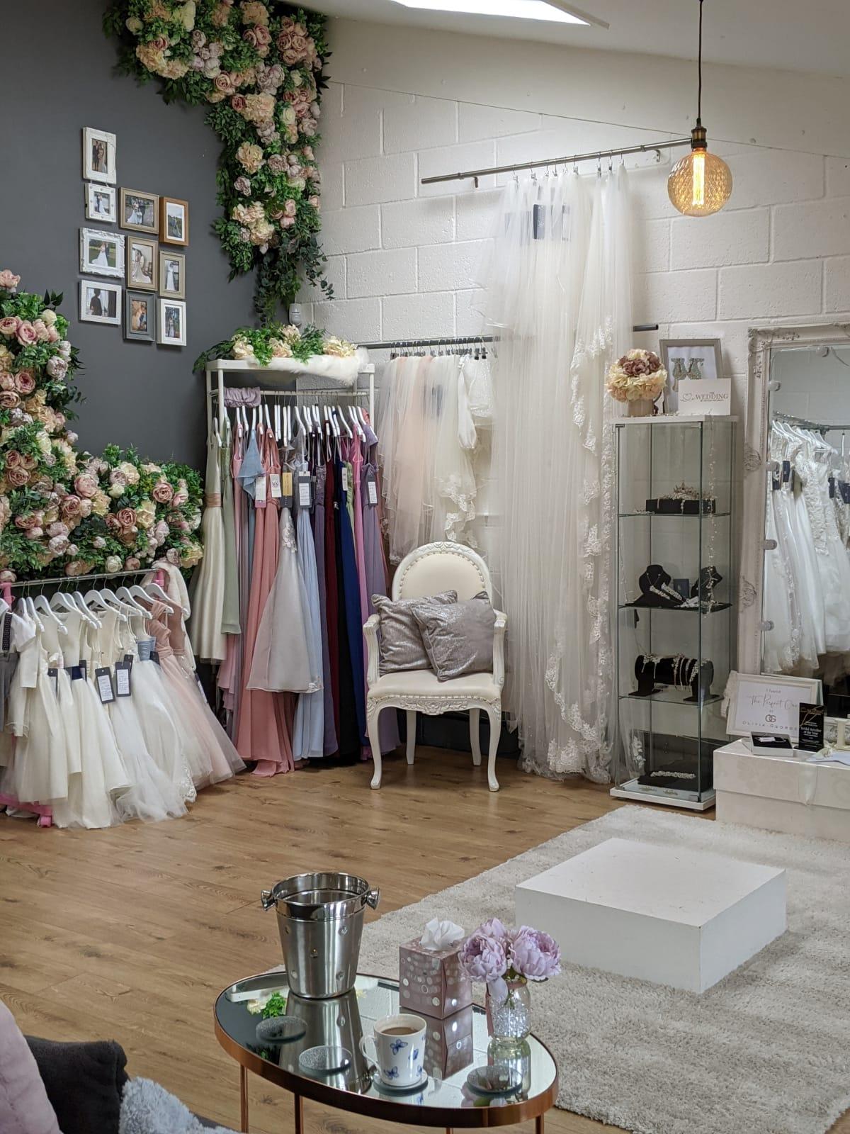 Bridal Boutique Calvert Centre